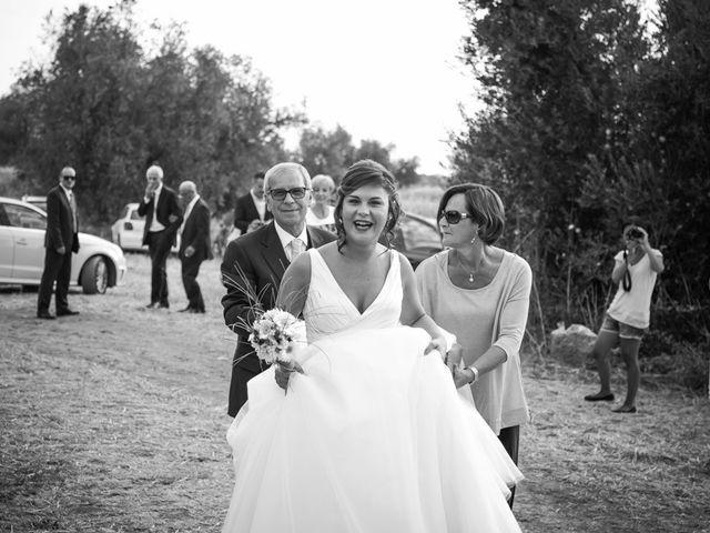 Il matrimonio di Nicola e Laura a Alberese, Grosseto 21