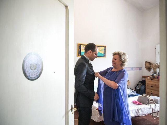 Il matrimonio di Nicola e Laura a Alberese, Grosseto 26
