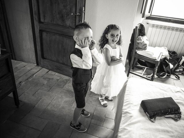 Il matrimonio di Nicola e Laura a Alberese, Grosseto 30