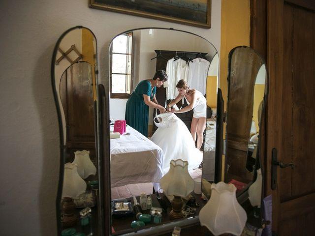 Il matrimonio di Nicola e Laura a Alberese, Grosseto 33