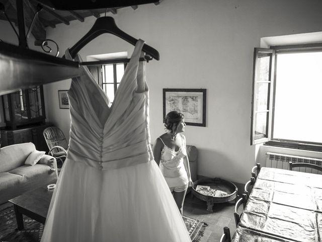 Il matrimonio di Nicola e Laura a Alberese, Grosseto 34