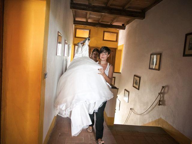 Il matrimonio di Nicola e Laura a Alberese, Grosseto 36