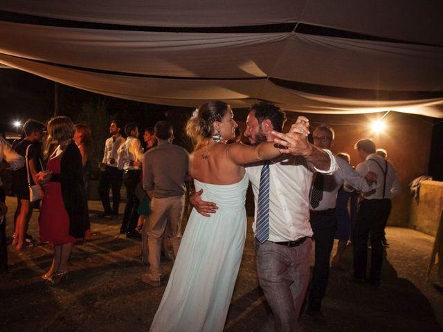 Il matrimonio di Nicola e Laura a Alberese, Grosseto 37