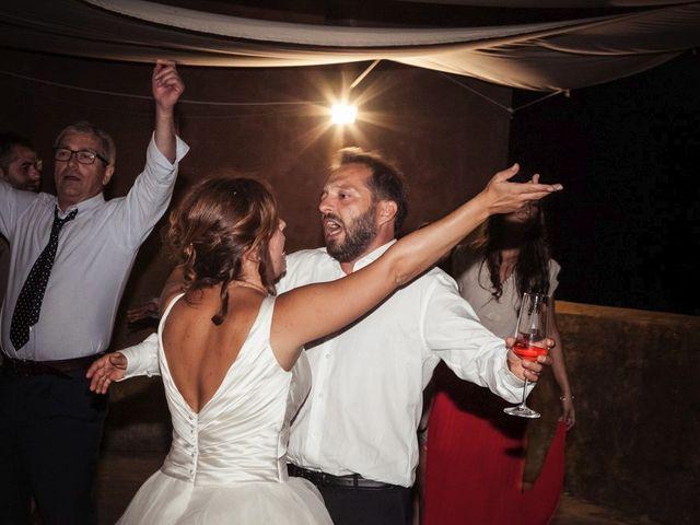 Il matrimonio di Nicola e Laura a Alberese, Grosseto 39