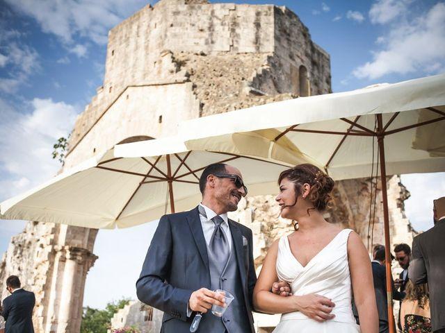 Il matrimonio di Nicola e Laura a Alberese, Grosseto 43