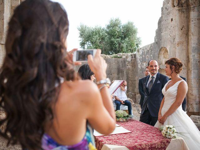 Il matrimonio di Nicola e Laura a Alberese, Grosseto 44
