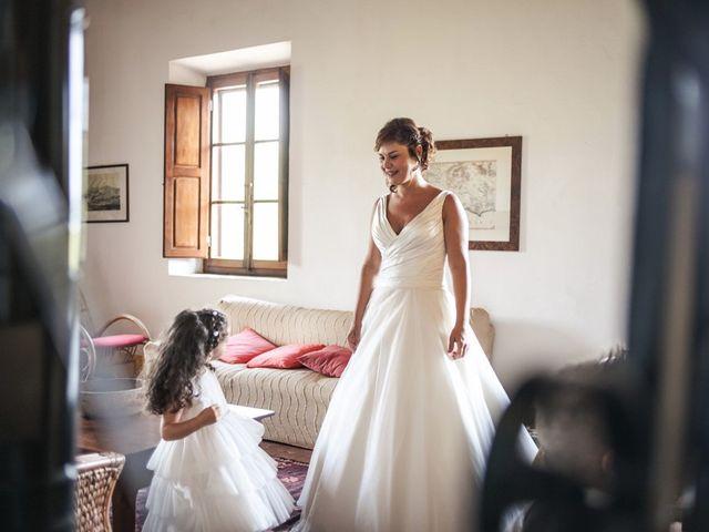 Il matrimonio di Nicola e Laura a Alberese, Grosseto 47