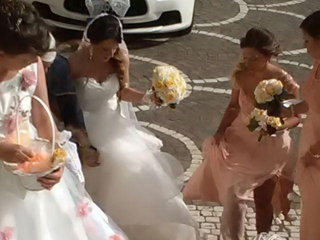 Il matrimonio di Francesco e Eleonora a Piazza Armerina, Enna 17