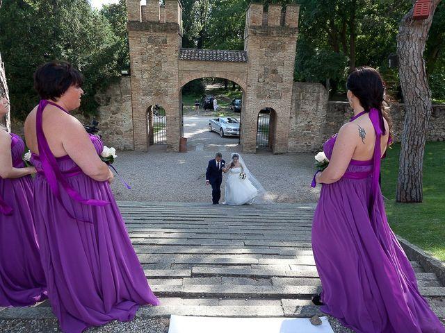 Il matrimonio di Ingrid e Davide a Monselice, Padova 3