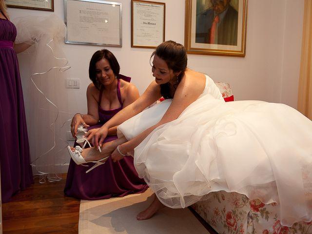 Il matrimonio di Ingrid e Davide a Monselice, Padova 6