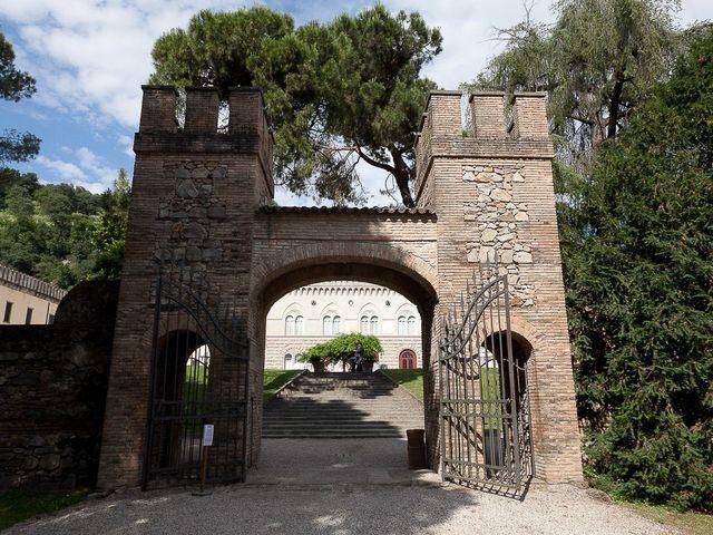 Il matrimonio di Ingrid e Davide a Monselice, Padova 9