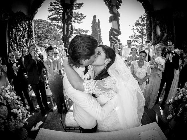 Il matrimonio di MAtthias e Beatriz a Lenno, Como 2
