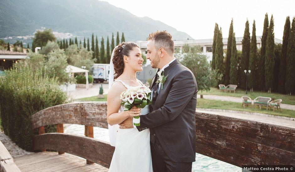 Il matrimonio di Claudia e Daniele a Frosinone, Frosinone