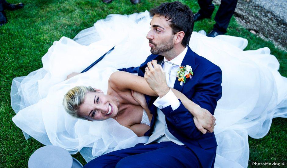 Il matrimonio di Marco e Federica a Calcio, Bergamo