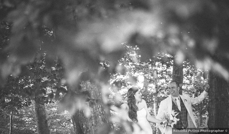 Il matrimonio di Ahres e Marica a Tradate, Varese