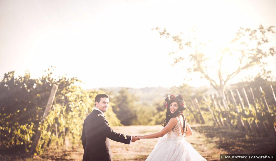 Il matrimonio di Alessio e Jenny a Benevento, Benevento