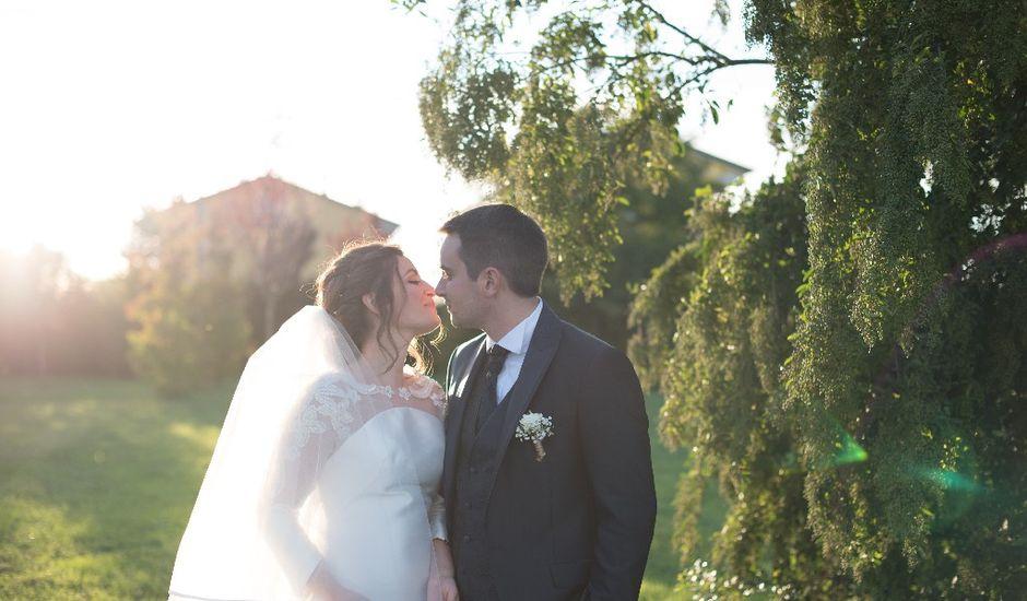 Il matrimonio di Riccardo e Silvia Martina a Ronco all'Adige, Verona