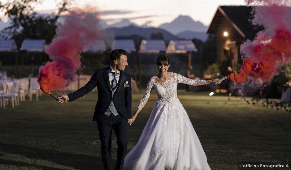Il matrimonio di Massimiliano e Rossella a San Maurizio Canavese, Torino