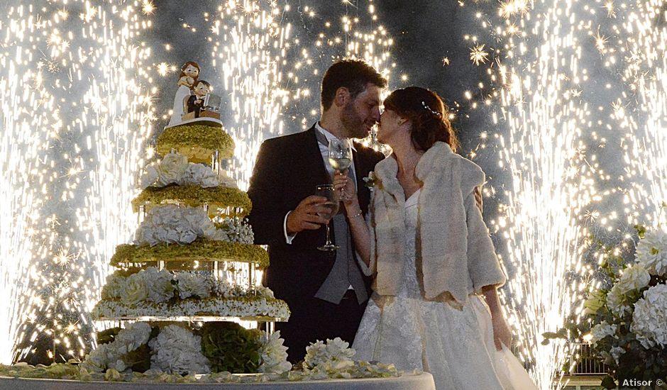 Il matrimonio di Chiara e Matteo a Bassano Romano, Viterbo