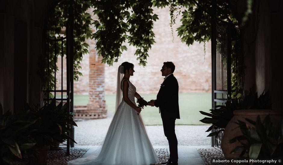 Il matrimonio di Alessandro e Serena a Sezzadio, Alessandria
