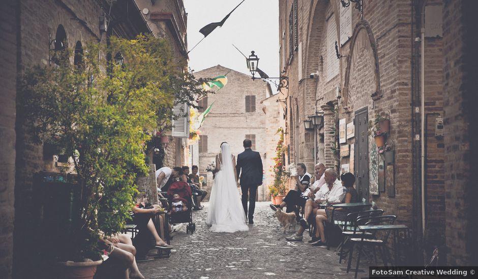 Il matrimonio di Andrea e Nikita a Fermo, Fermo