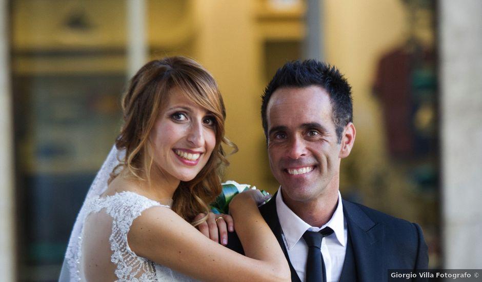 Il matrimonio di Valeriano e Emanuela a Ascoli Piceno, Ascoli Piceno