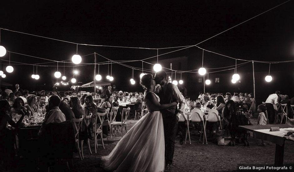Il matrimonio di Nicola e Laura a Alberese, Grosseto