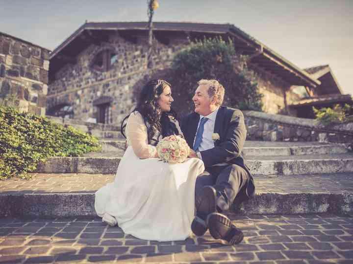 le nozze di Aleiya e Giovanni
