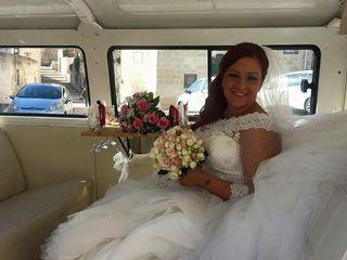Le nozze di Michele  e Antonia 1