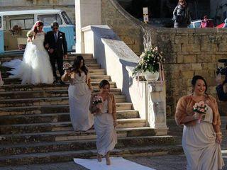 Le nozze di Michele  e Antonia