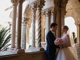 Le nozze di Austeja e Giovanni