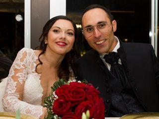 Le nozze di Stefano Inferrera e  Giusy La Fauci