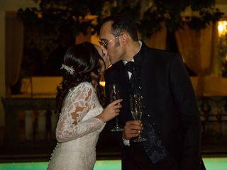 Le nozze di Stefano Inferrera e  Giusy La Fauci 1