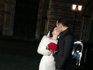 Le nozze di Stefano Inferrera e  Giusy La Fauci 3