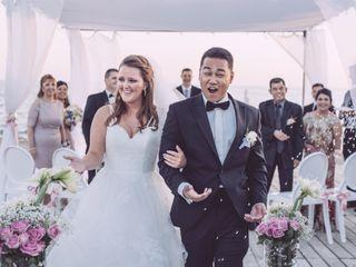 Le nozze di Elizabeth e Chamron
