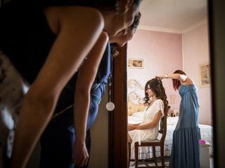 Le nozze di Arianna e Emanuele 1