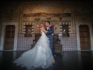 Le nozze di Laura e Philippe