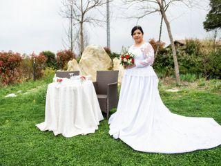 Le nozze di Sarah e Michele 1
