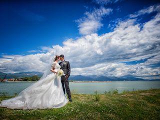 Le nozze di Manuel e Roberta