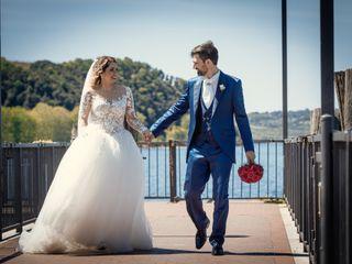 Le nozze di Gianluca e Michela