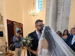 Le nozze di Alessio e Ida 2