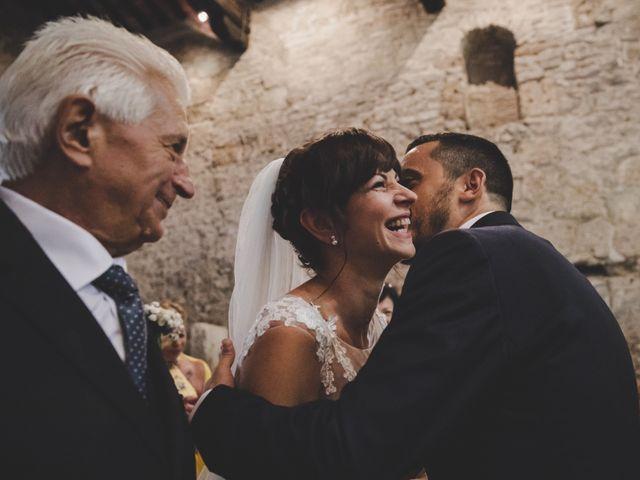 le nozze di Tania e Claudio
