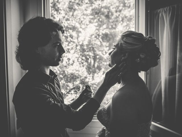 Il matrimonio di Alessandro e Marina a Pianiga, Venezia 14