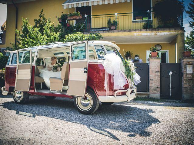 Il matrimonio di Alessandro e Marina a Pianiga, Venezia 18