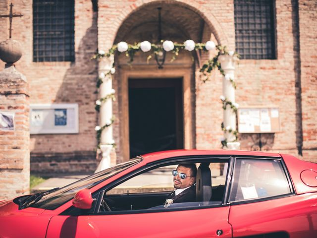 Il matrimonio di Alessandro e Marina a Pianiga, Venezia 24