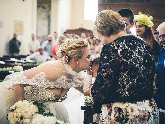Il matrimonio di Alessandro e Marina a Pianiga, Venezia 28