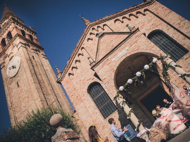 Il matrimonio di Alessandro e Marina a Pianiga, Venezia 33