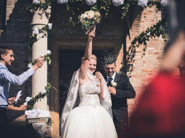 Il matrimonio di Alessandro e Marina a Pianiga, Venezia 34