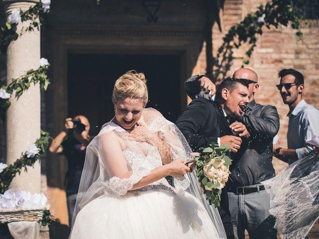 Il matrimonio di Alessandro e Marina a Pianiga, Venezia 35