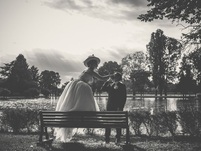 Il matrimonio di Alessandro e Marina a Pianiga, Venezia 45